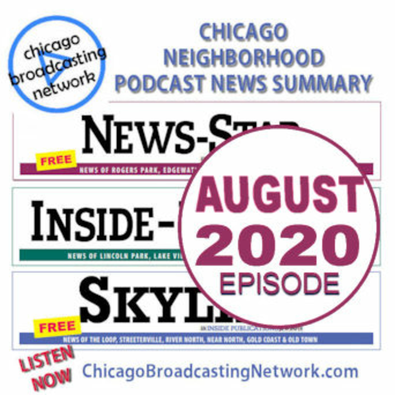 Chicago Local Neighborhood News Summary August 2020