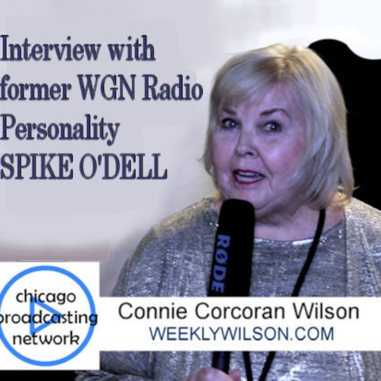 Connie Wilson Interviews Spike O'Dell