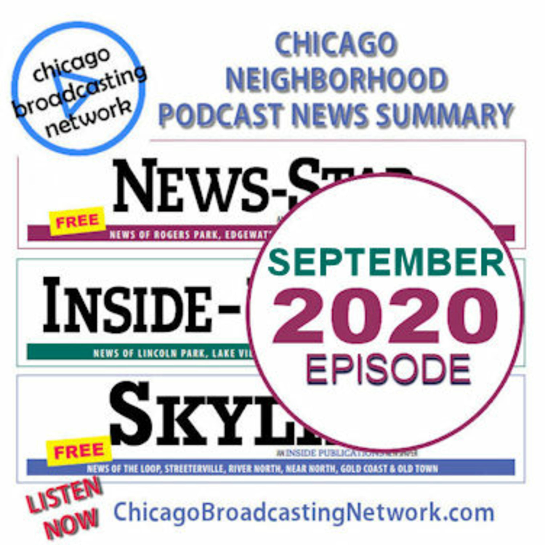 Chicago Neighborhood News Summary Sept. 2020