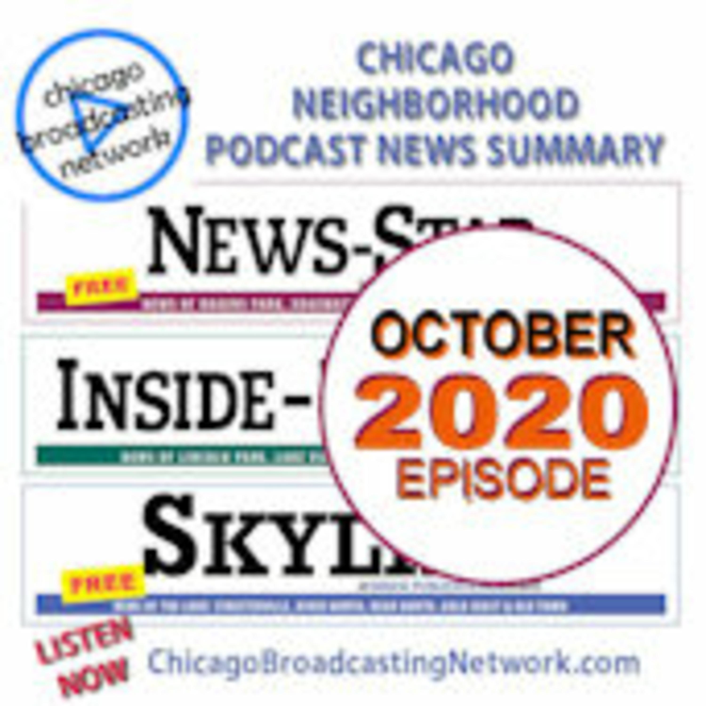Chicago Neighborhood News Summary October 2020