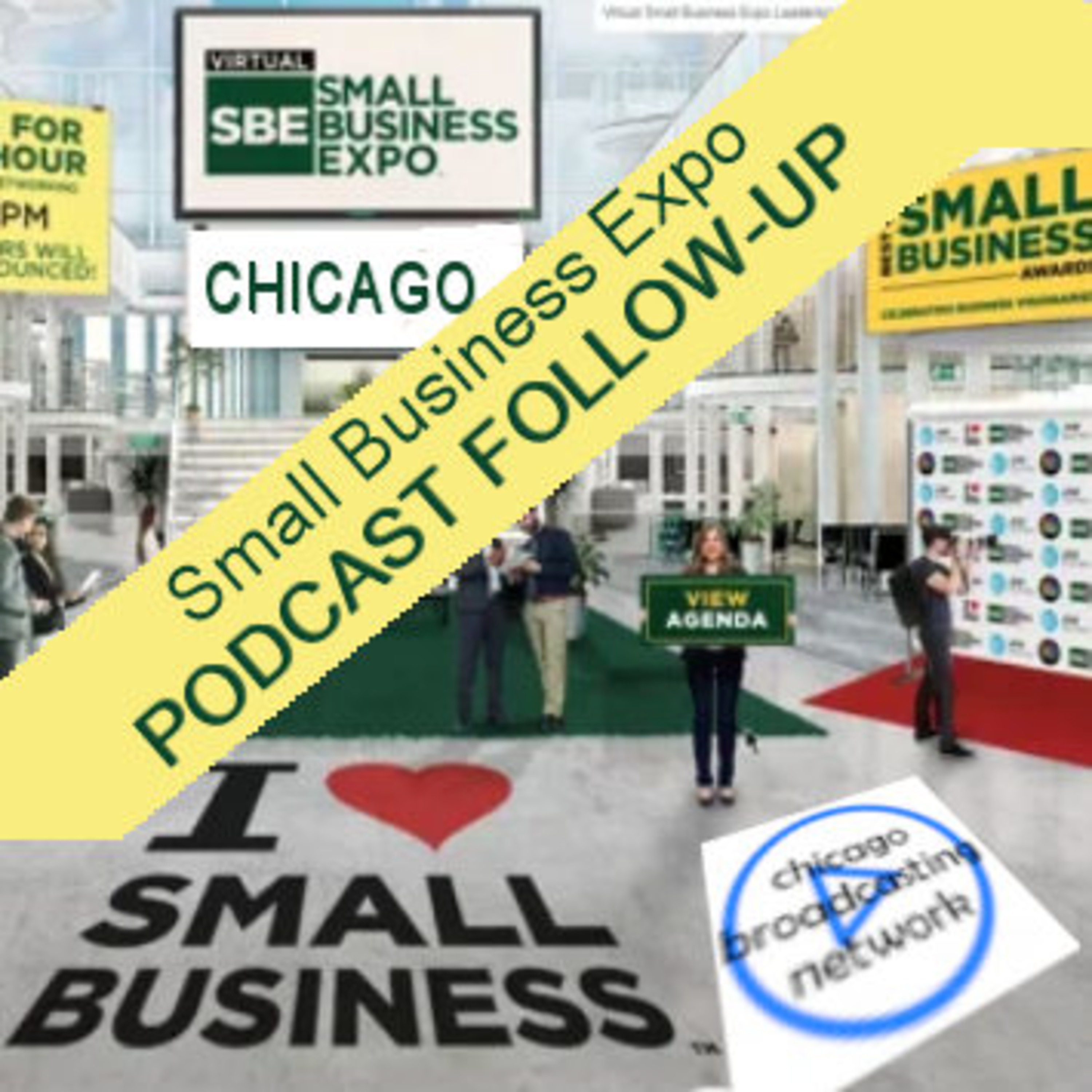 Chicago Small Biz Expo Follow-up Podcast Report