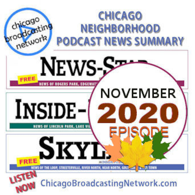 Chicago Neighborhood News Summary Nov 2020