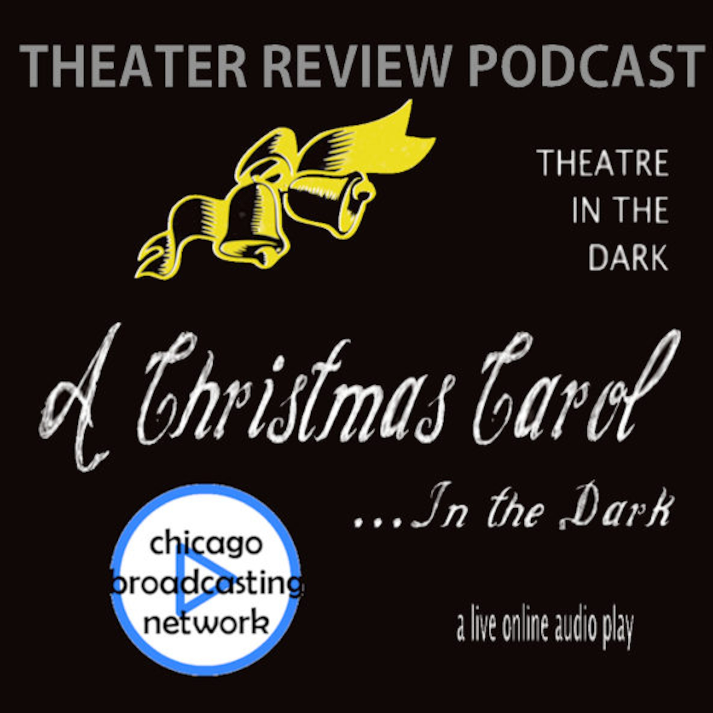 Episode 96: Christmas Carol in the Dark Theater Review