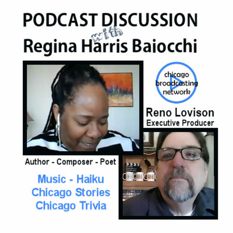 Episode 2: Conversation with Chicago Composer Regina Harris Baiocchi