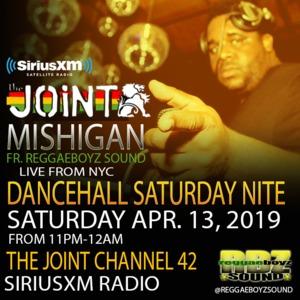 DANCEHALL SATURDAY NITE 4 13 2019 | Free Podcasts | Podomatic