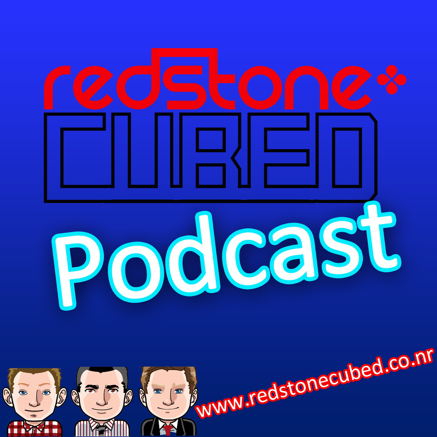 RedstoneCUBED Podcast