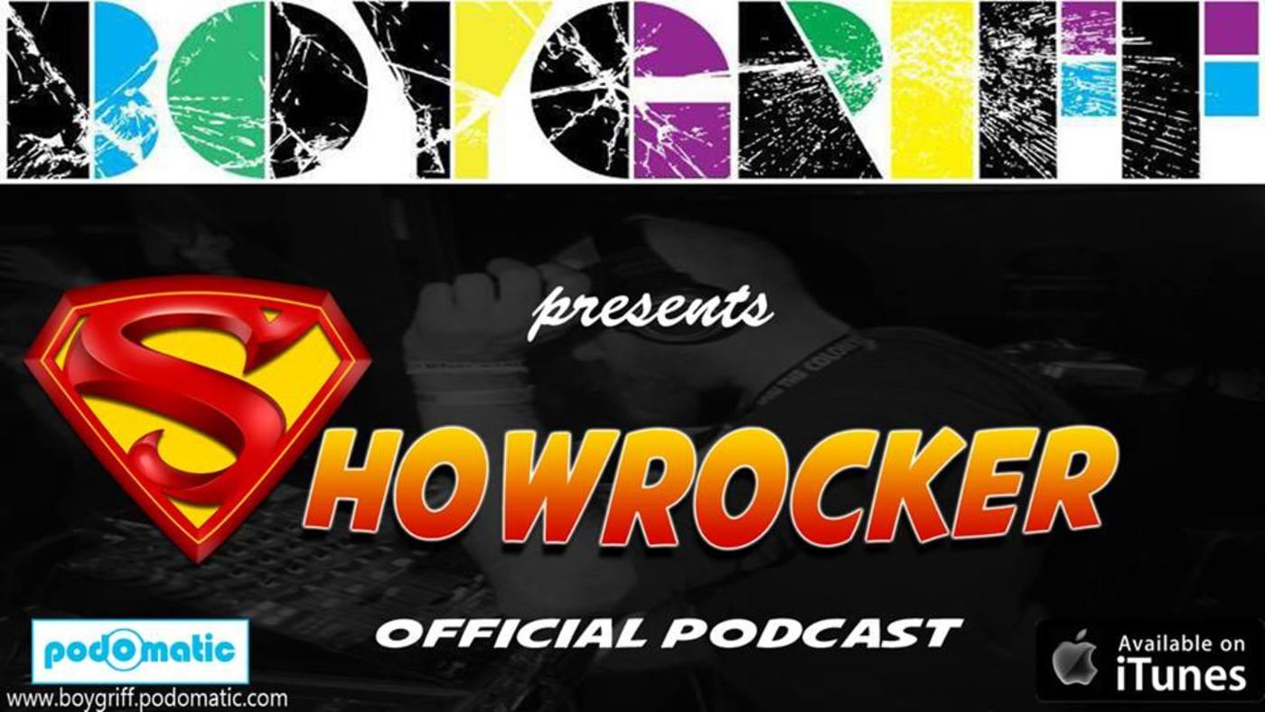 SHOWROCKER Boy Griff Podcast