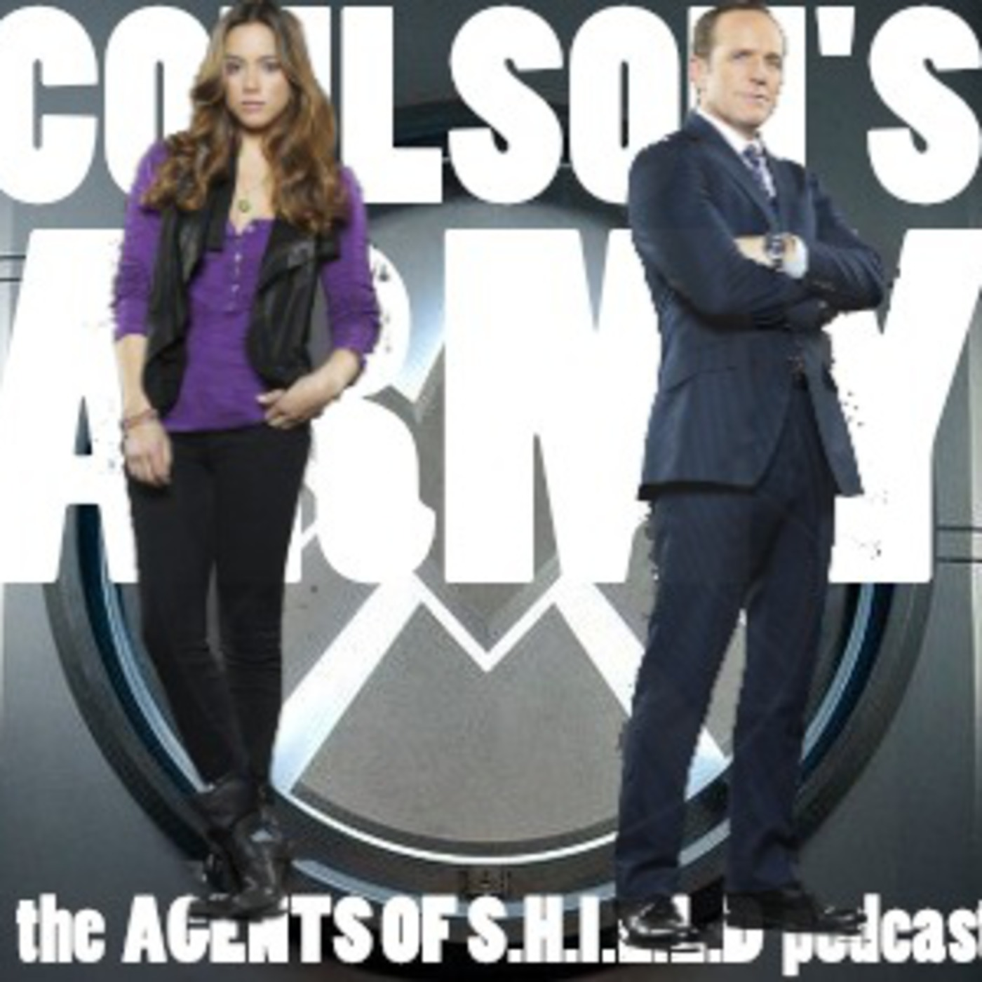 Coulson's Army: The Agents of S.H.I.E.L.D Podcast