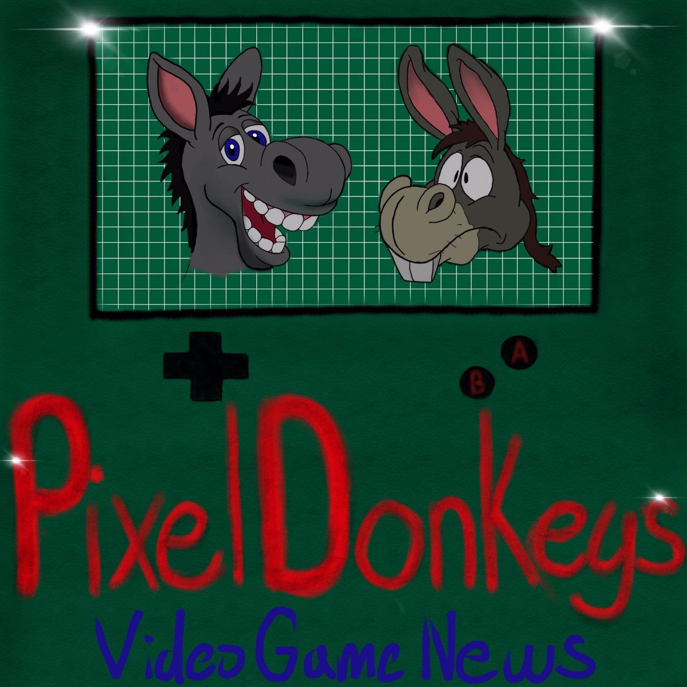 Pixel Donkeys