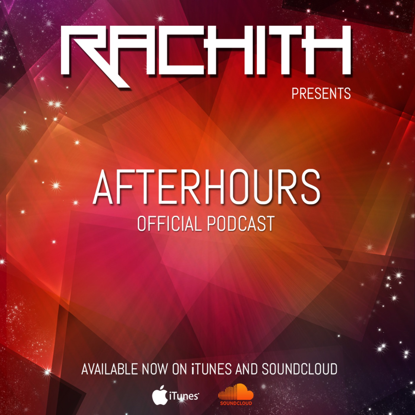 AFTERHOURS Podcast by Rachith