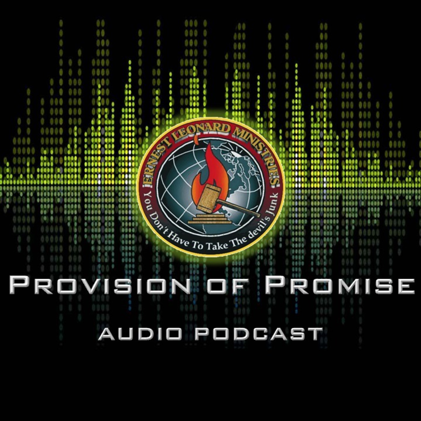 Provision of Promise Audio Podcast