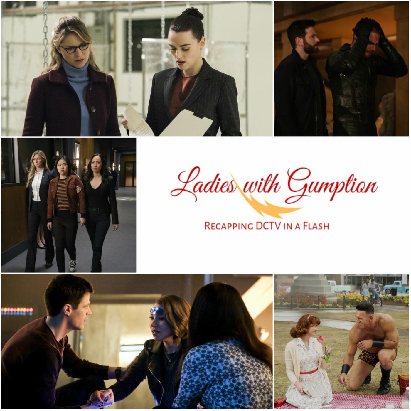 LWG Episode 83: Things Fall Apart Ladies With Gumption podcast