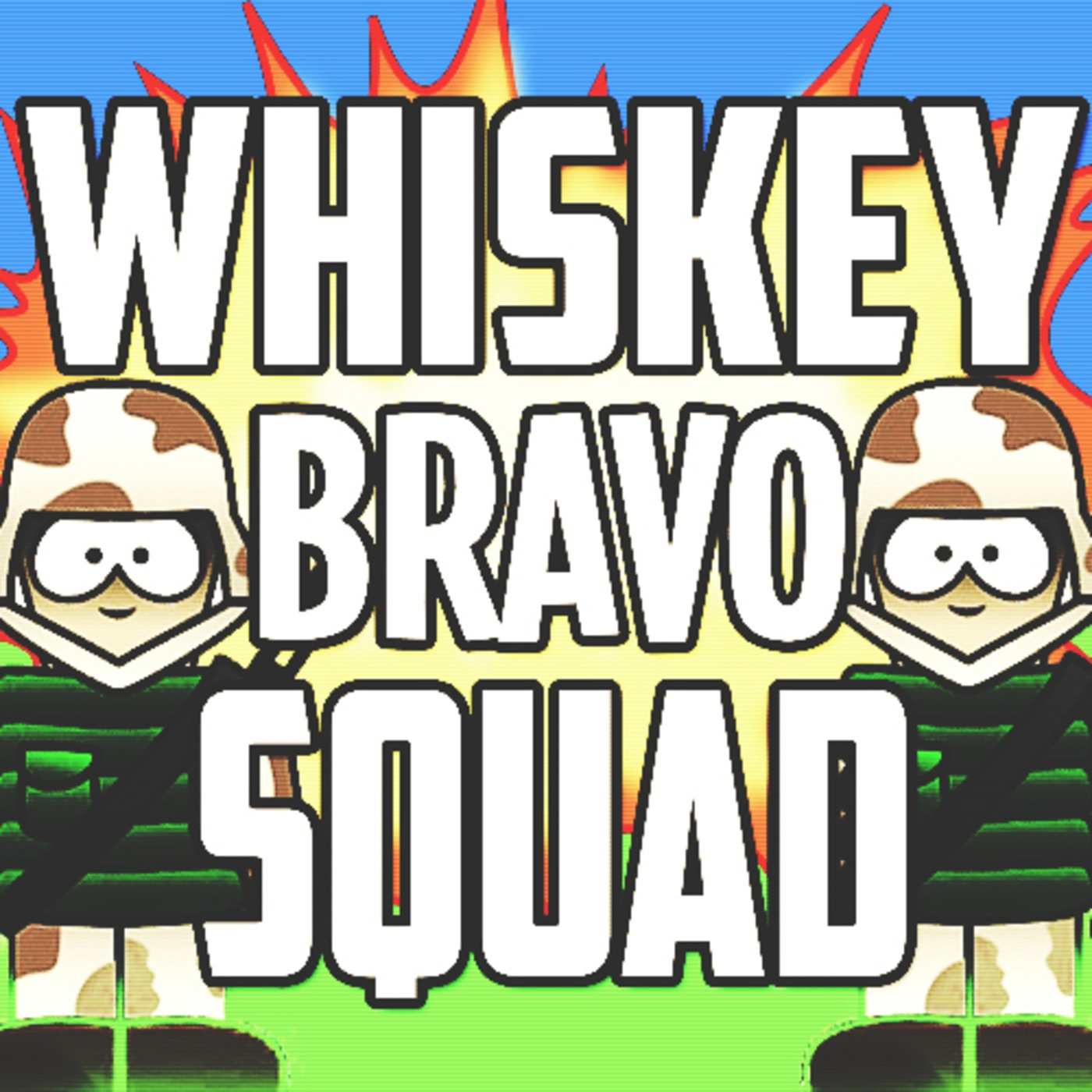 Whiskey Bravo Squad's Podcast
