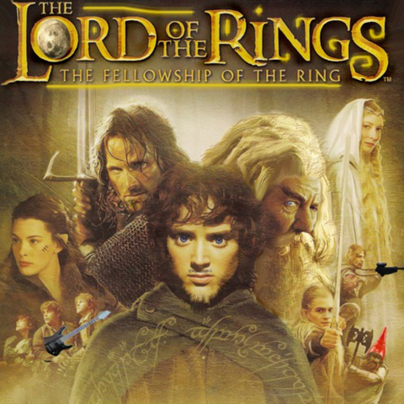 The Funny Lord of the Rings Podcast