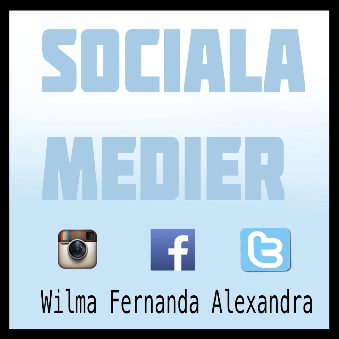Avsnitt 1 - Sociala Medier