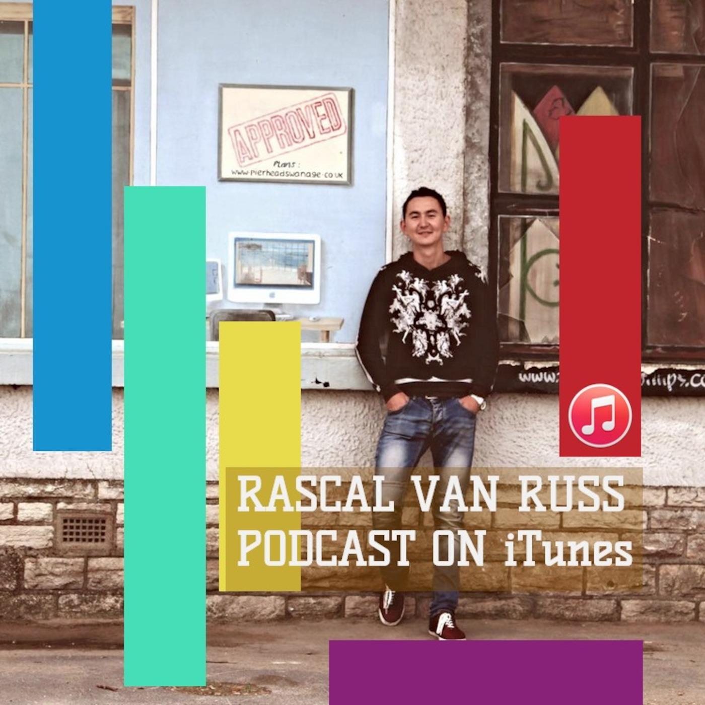 Rascal van Russ - Front Row Broadcast