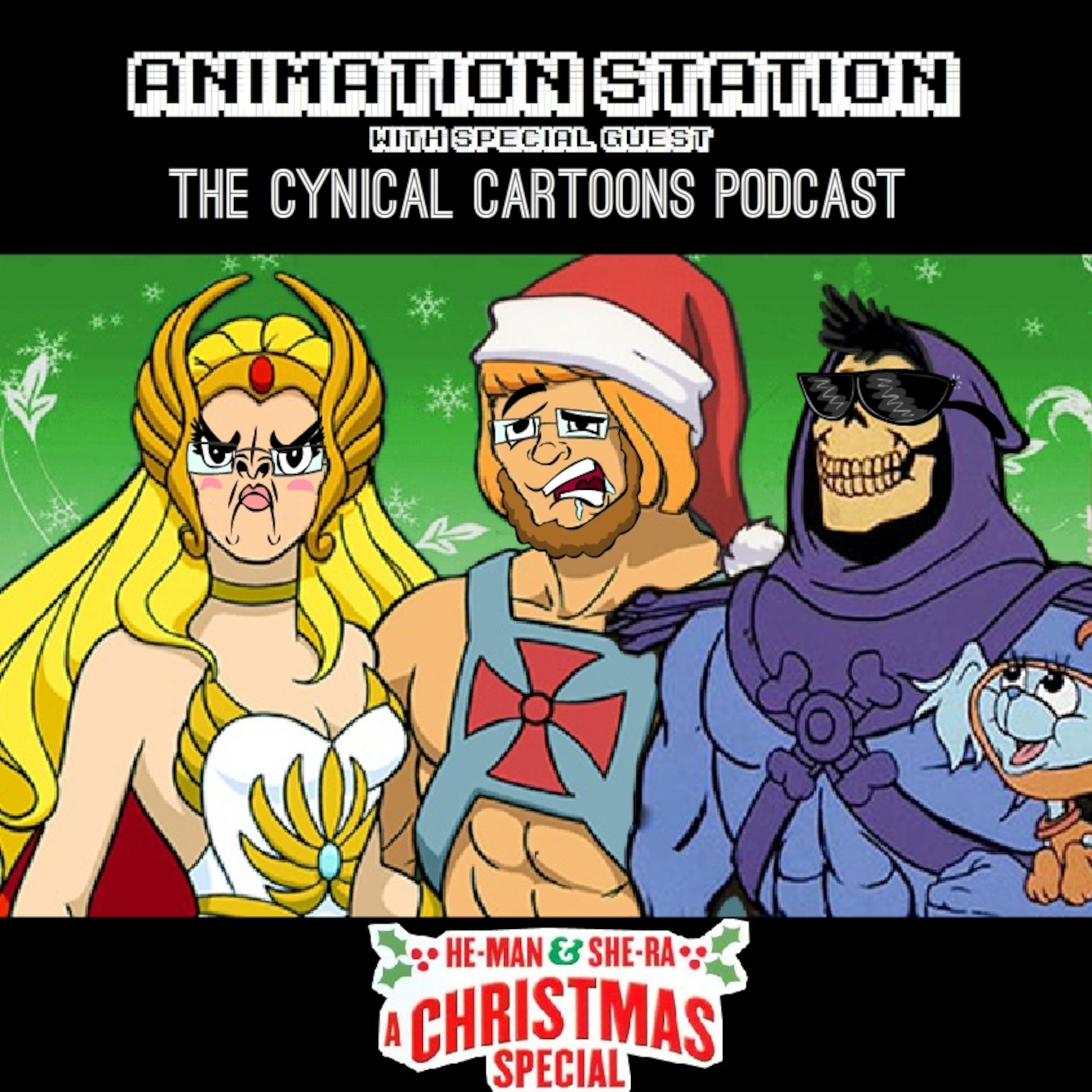 He Man Christmas Special.Episode 20 He Man She Ra A Christmas Special Animation