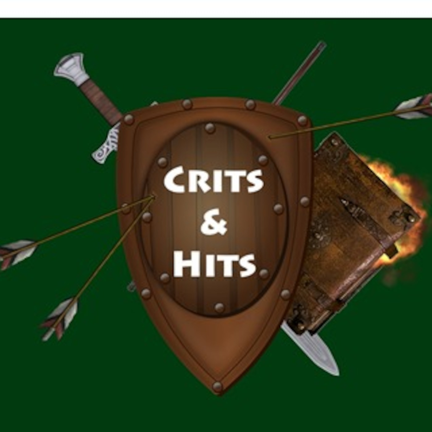 f27b92cda Welcome back to Crits   Hits! This week the party makes their way to a cave  that seems to be guarded by Goblins