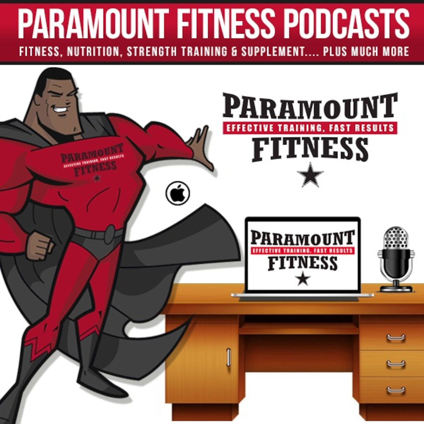 Paramount Fitness Podcast