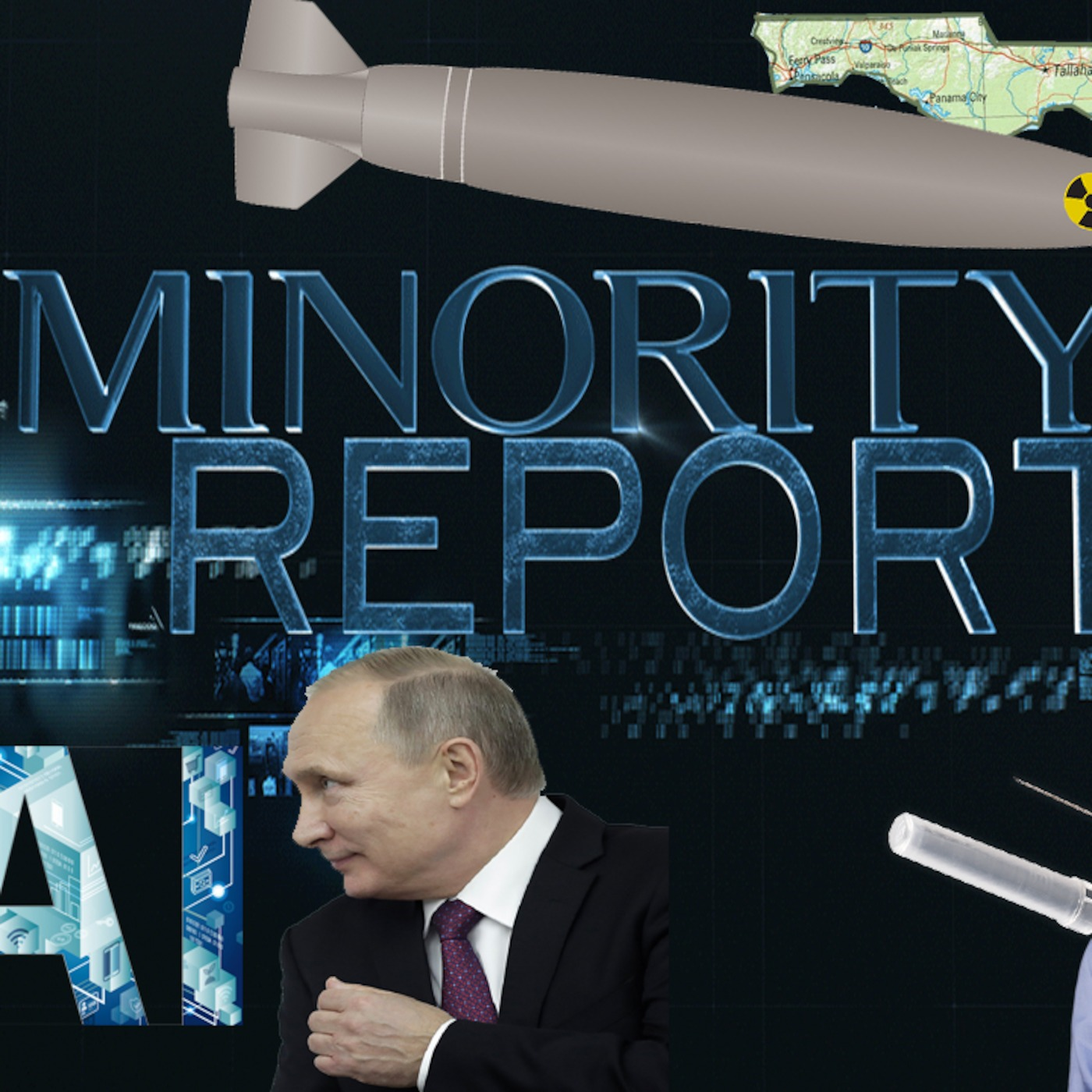 Minority Report 2018   The World Is Breaking Down TFG
