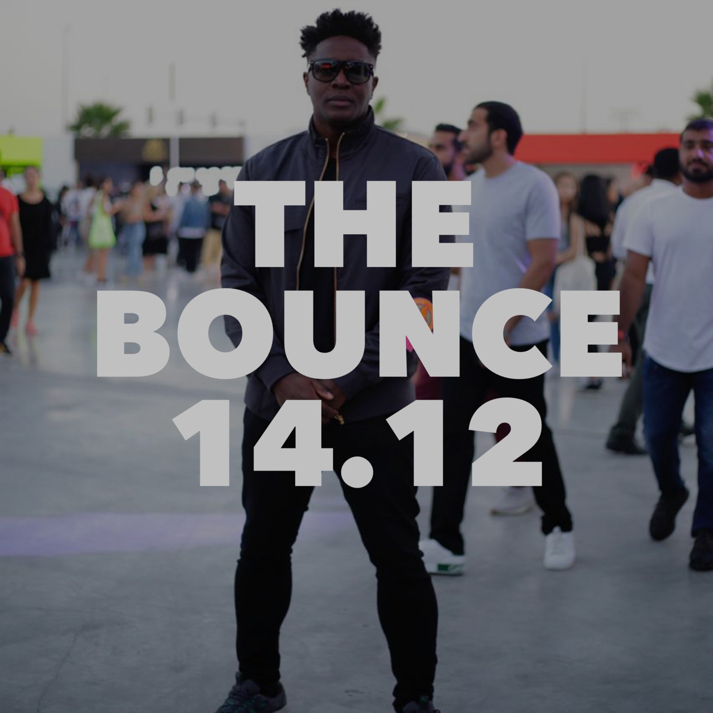 THE BOUNCE 14 DECEMBER 2018 Dj Crown Prince podcast