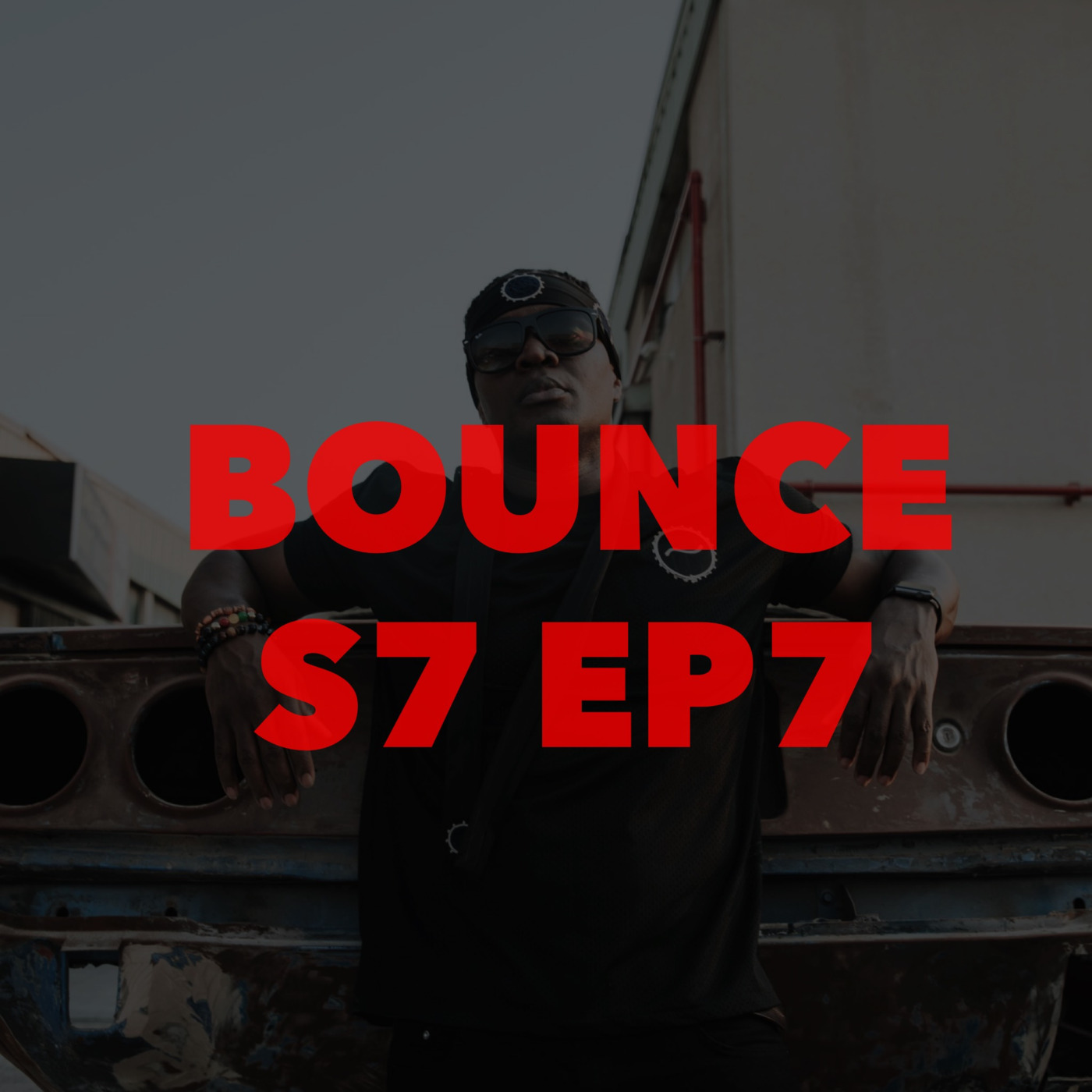 BOUNCE S7 EP7 Dj Crown Prince podcast