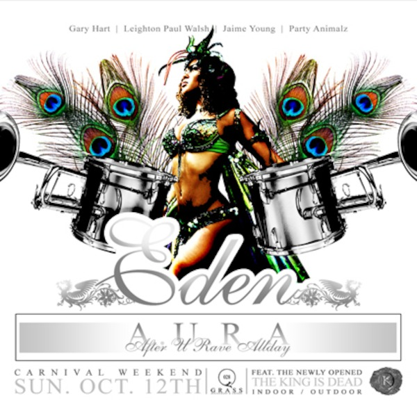 "Supa Soca Vol 11 ""Head Bad"" Hosted by Walshy Killa and Skinny Fabulous"