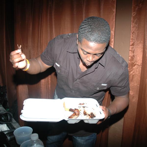 Jerk Chicken and Hard Dough Bread Vol I (100% Dancehall Mix)