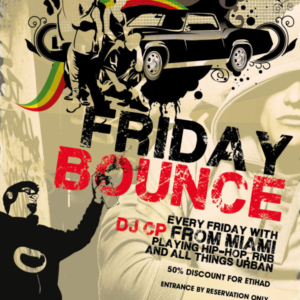 FRIDAY BOUNCE SAMPLER