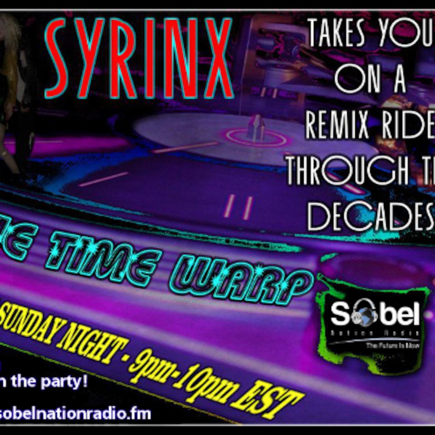 THE TIME WARP - Syrinx