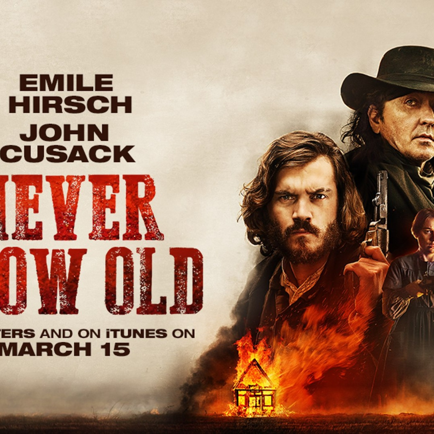 Download Never Grow Old 2019 movies counter