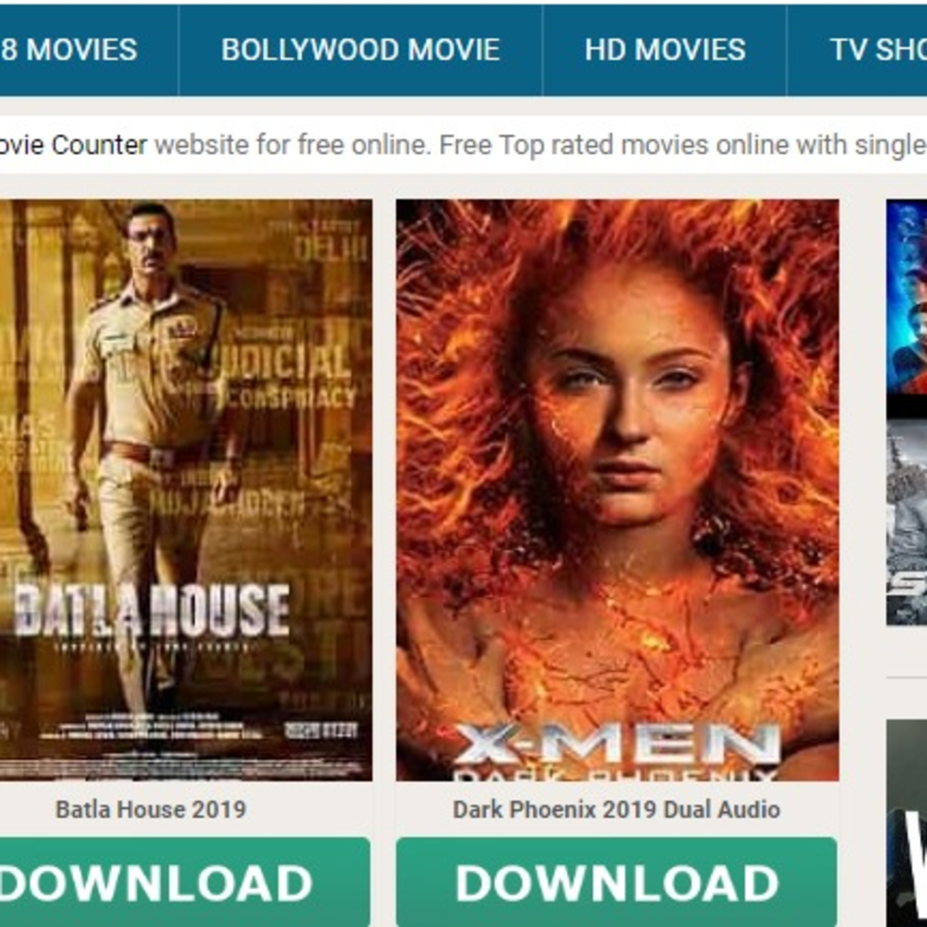 Download Movie Counter Free Online Movies