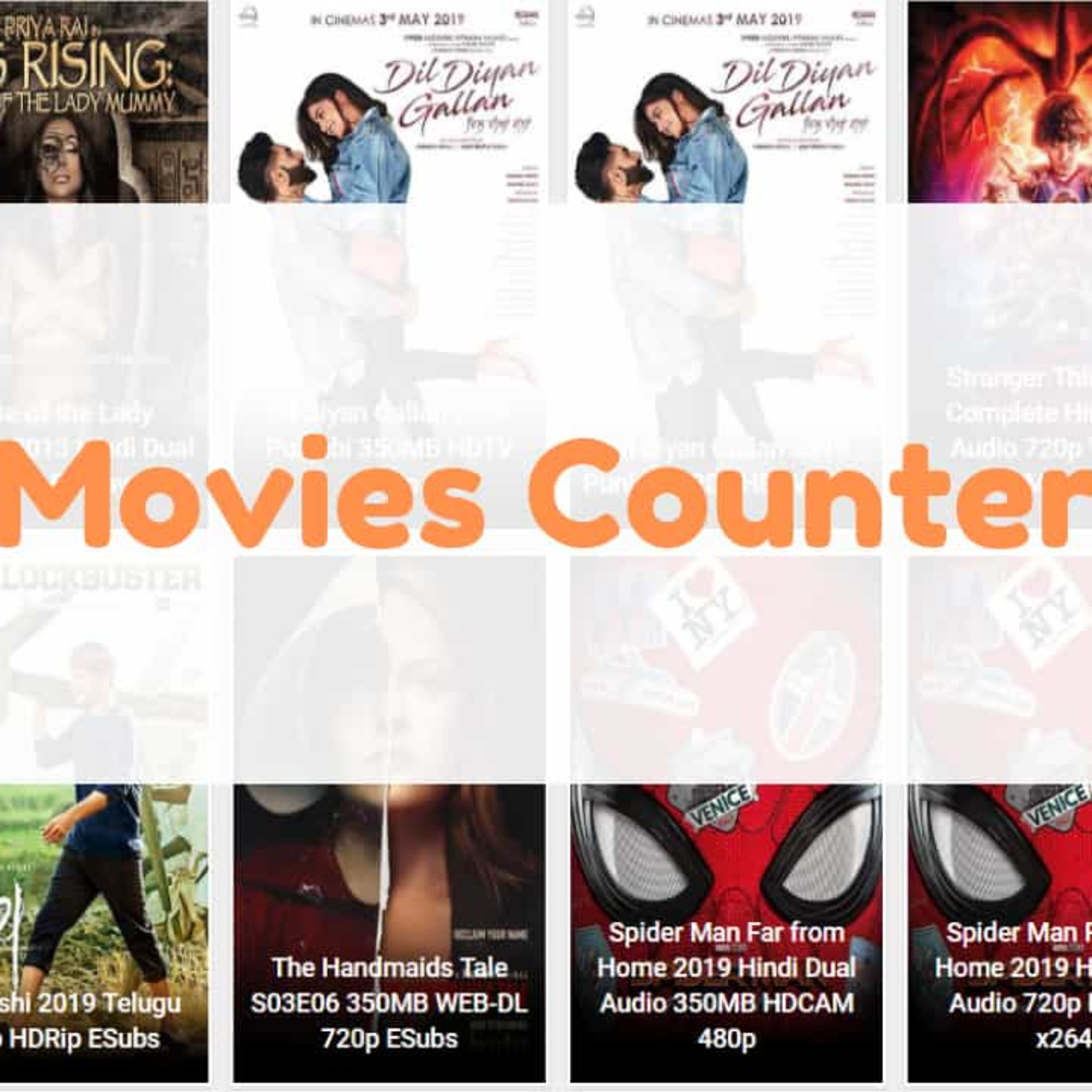 Download Movies counter HD Online