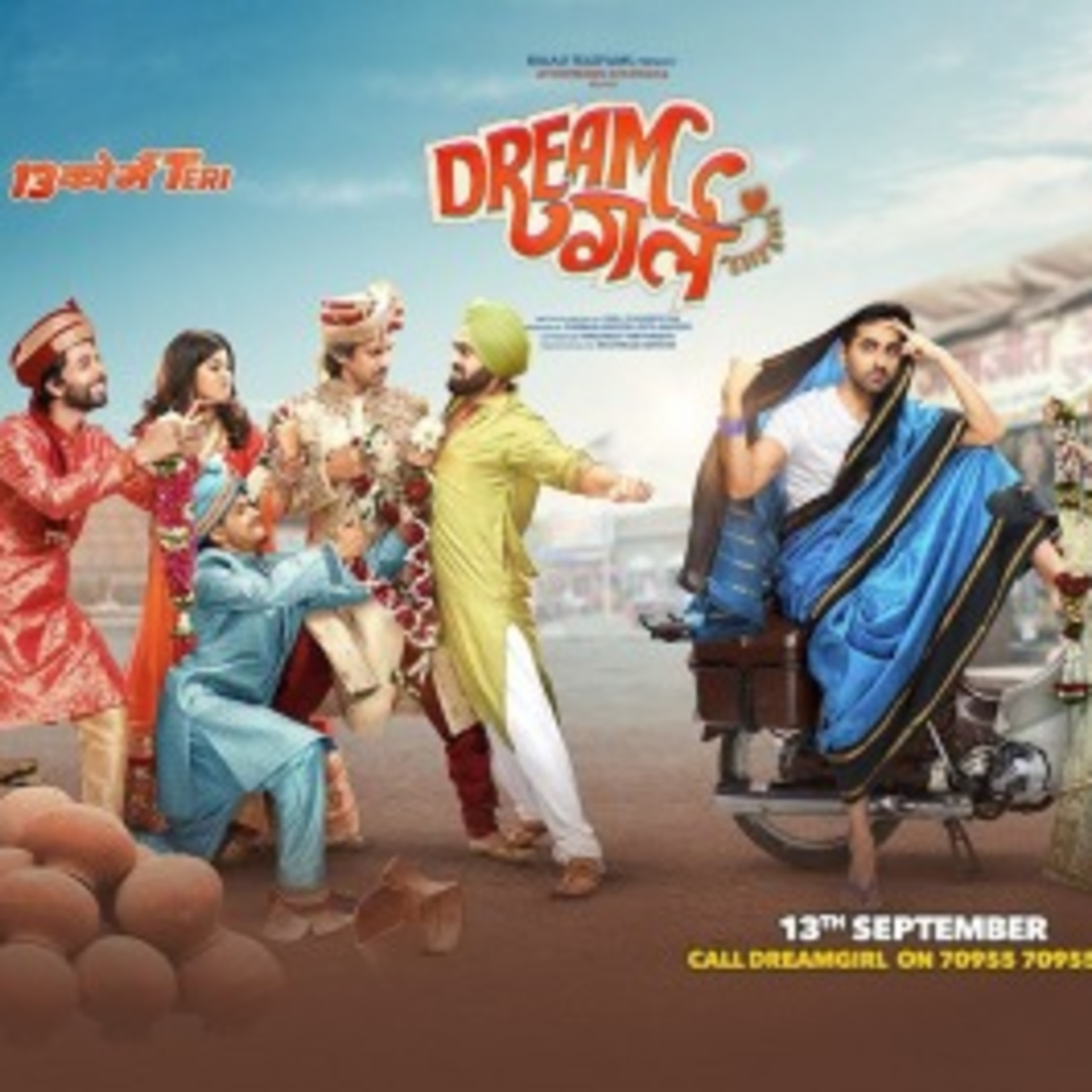 Download Dream girl 2019 movies counter Full Free Online HD Movie