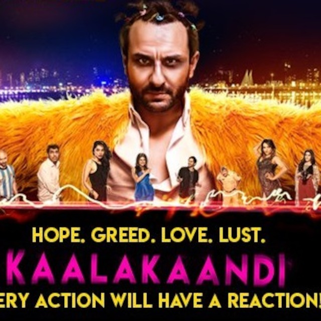 Kaalakaandi (2018) Hindi Movie HDRip – 720p  – Download