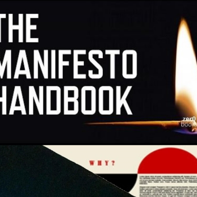 Zero Books #241: The Manifesto Handbook