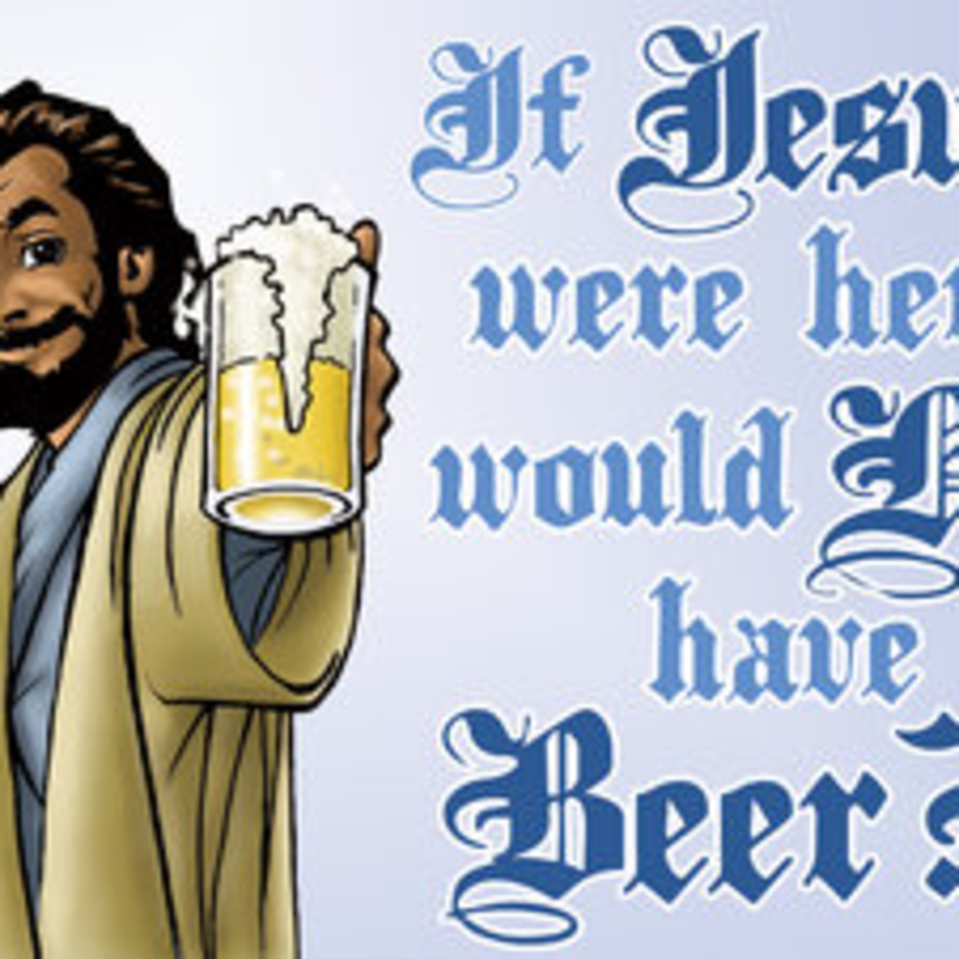 Beer Can Christian