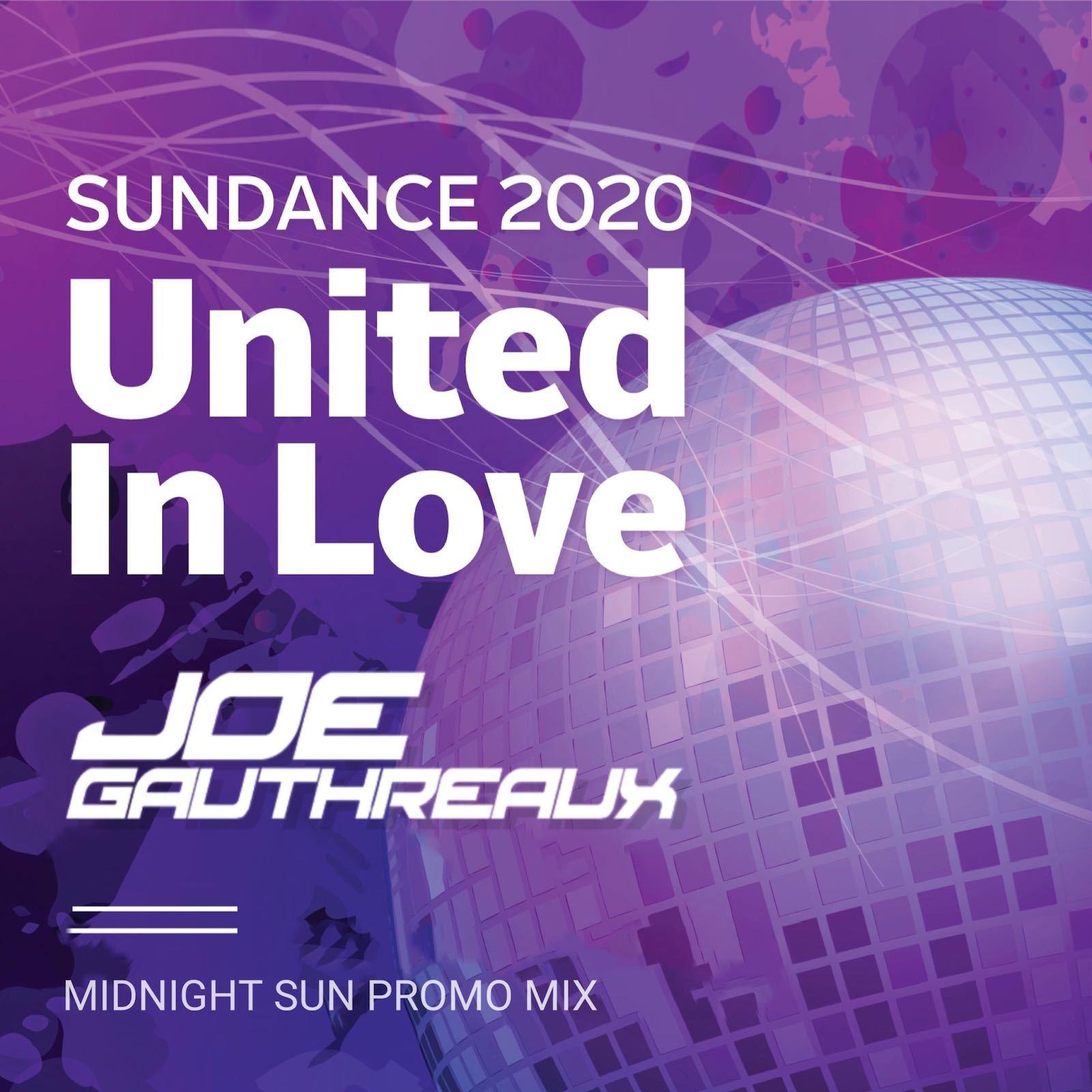 UNITED IN LOVE . Sundance 2020 Promocast
