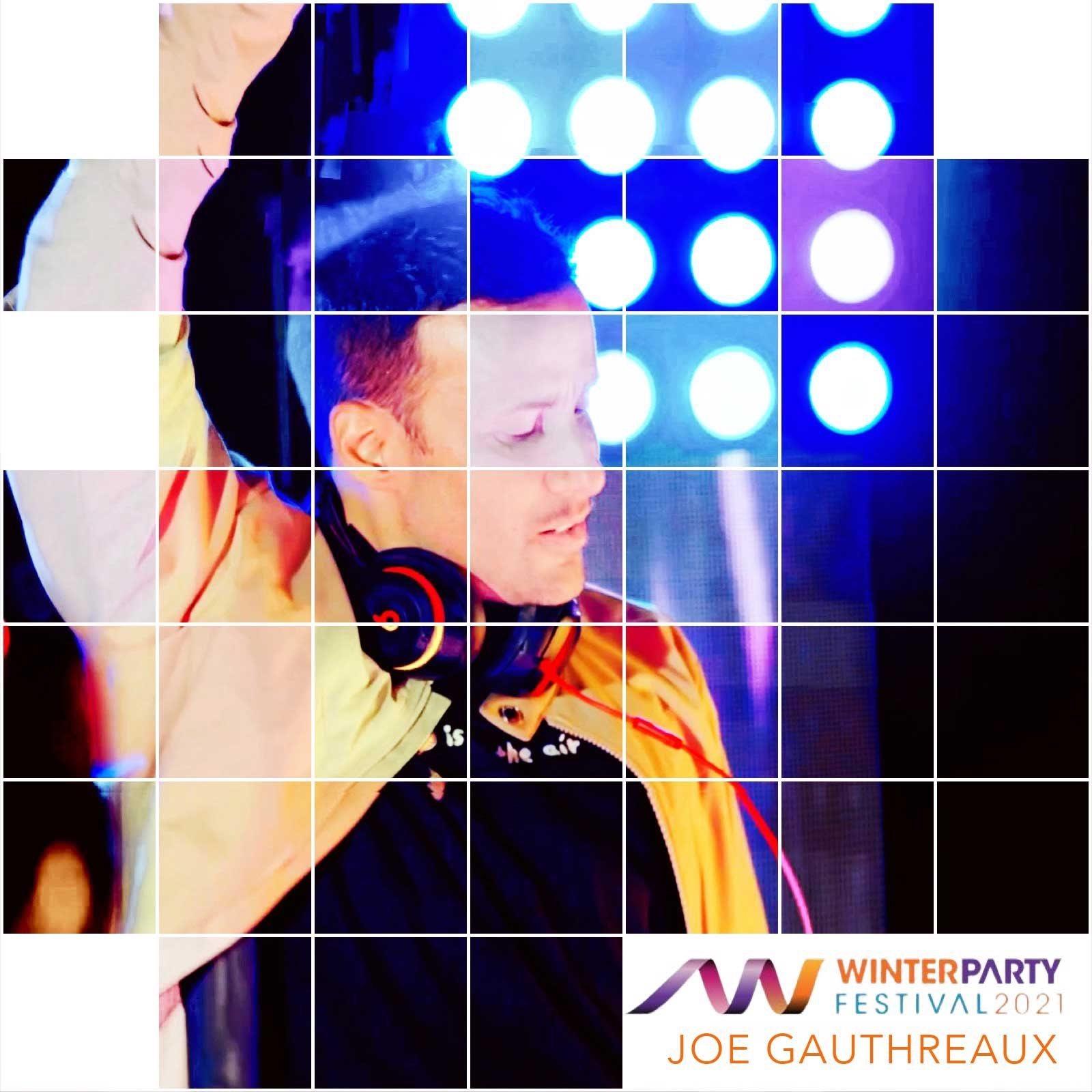 WINTER PARTY LIVESTREAM 2021 - Joe Gauthreaux's Podcast
