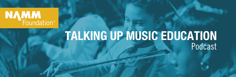 Talking Up Music Education | Free Podcasts | Podomatic