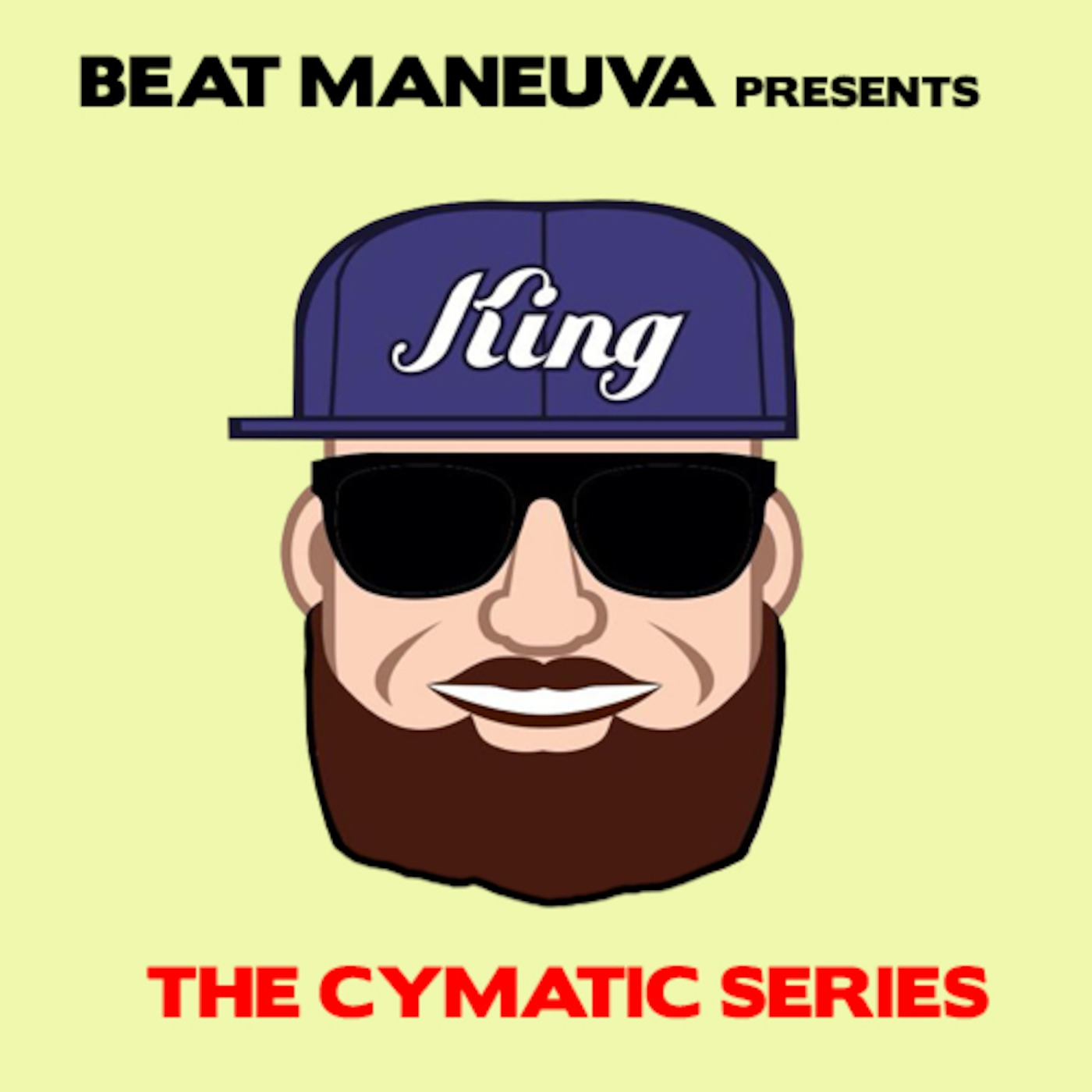 Beat Maneuva presents The Cymatic Series Podcast - Deep.House.Tech