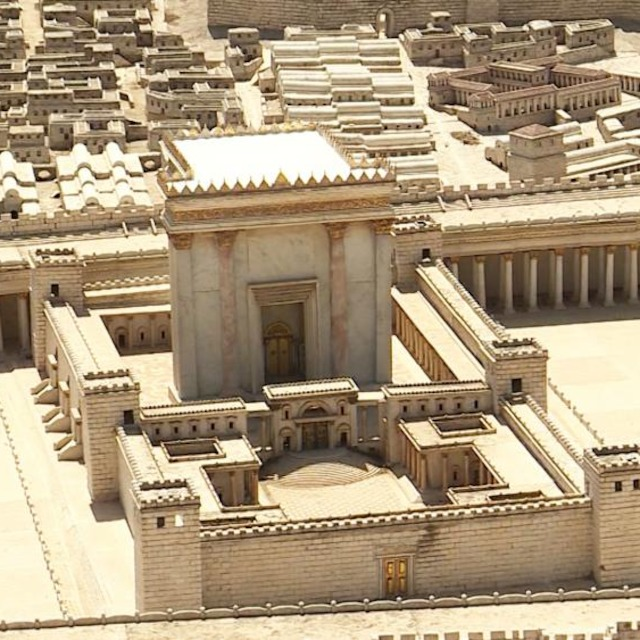 REBUILDING THE THIRD TEMPLE IN YERUSHALAYIM