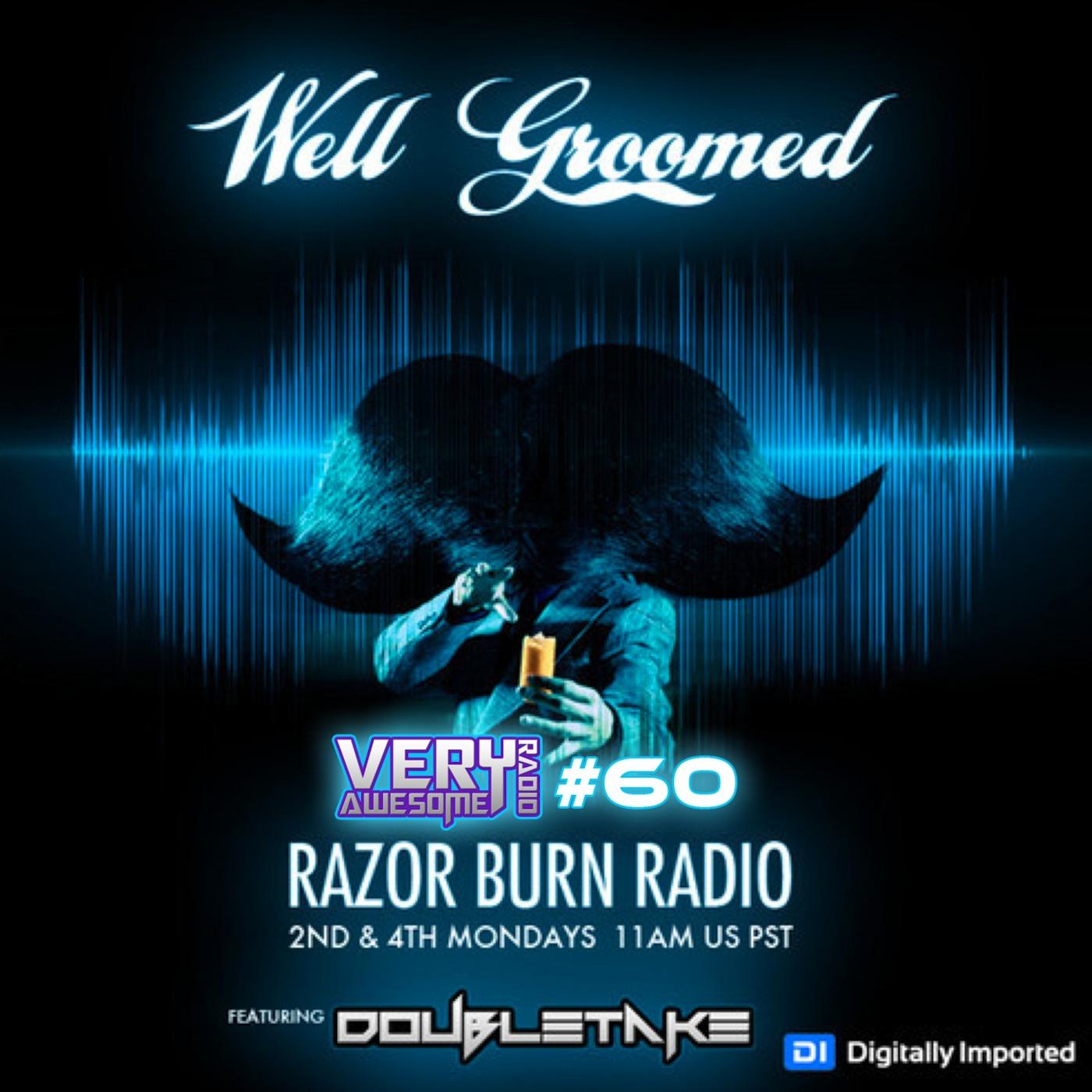 Episode 60 - LIVE On DI FM/Electro (Razor Burn Radio #21