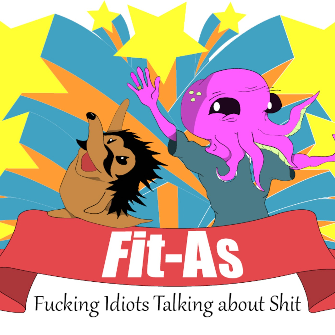 Fit-As' Podcast