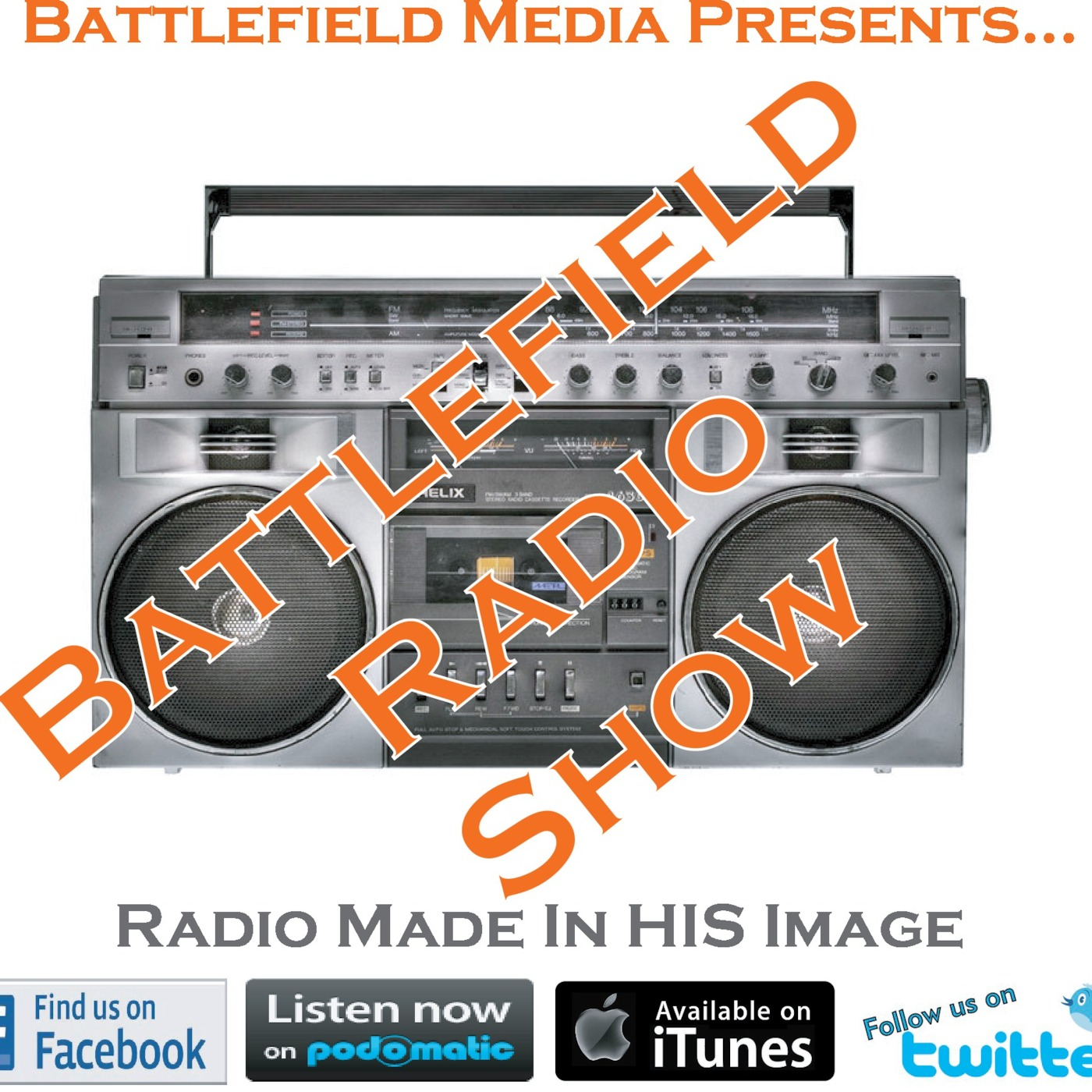 Battlefield Radio Show Podcast