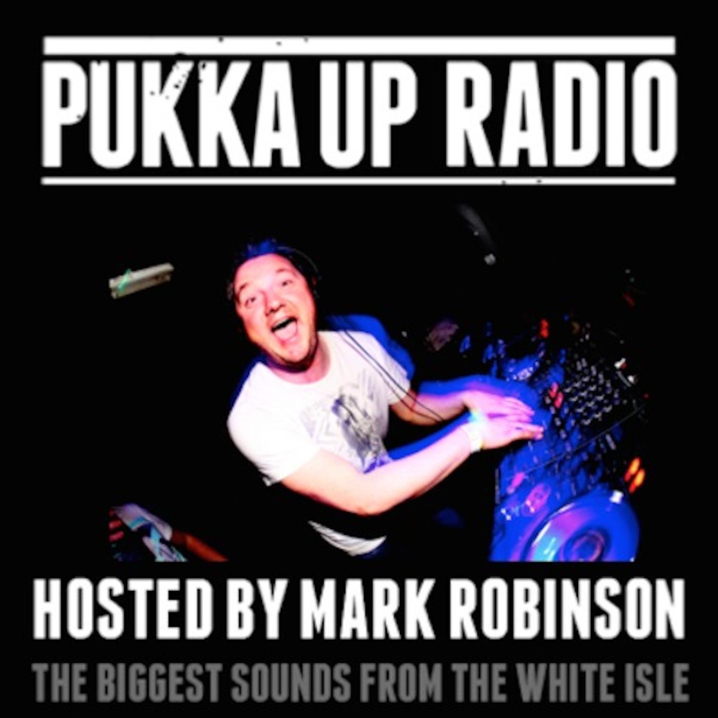 Pukka Up Global Radio with Mark Robinson