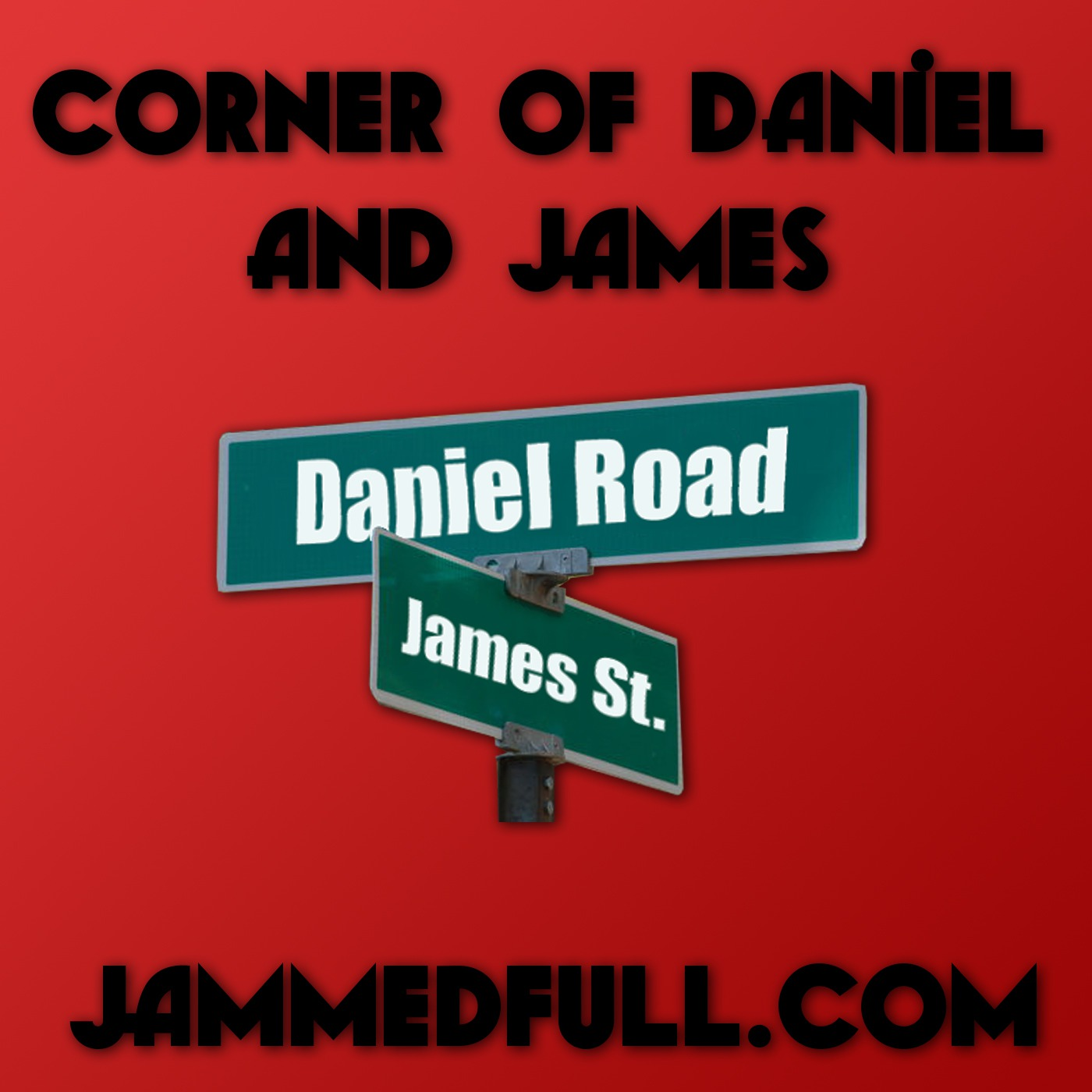 Corner of Daniel and James