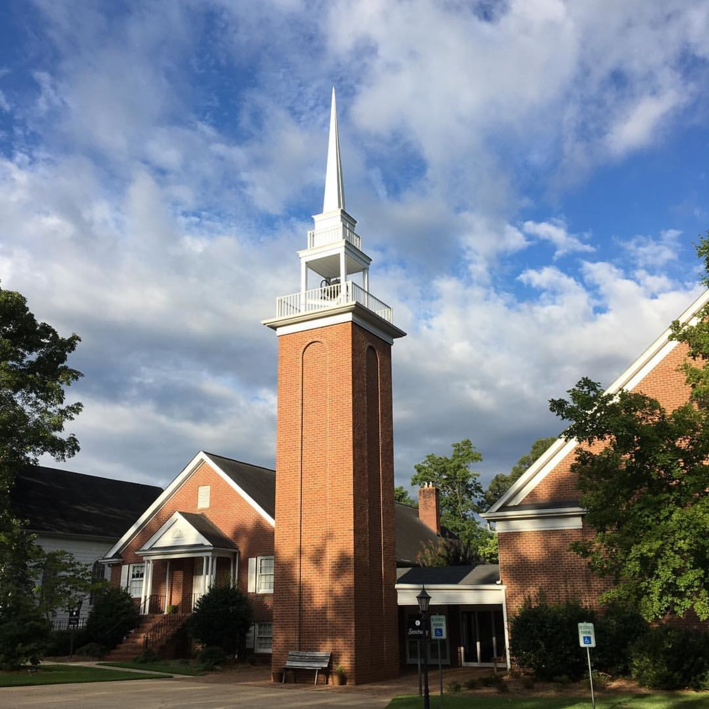 Travelers Rest United Methodist Podcast