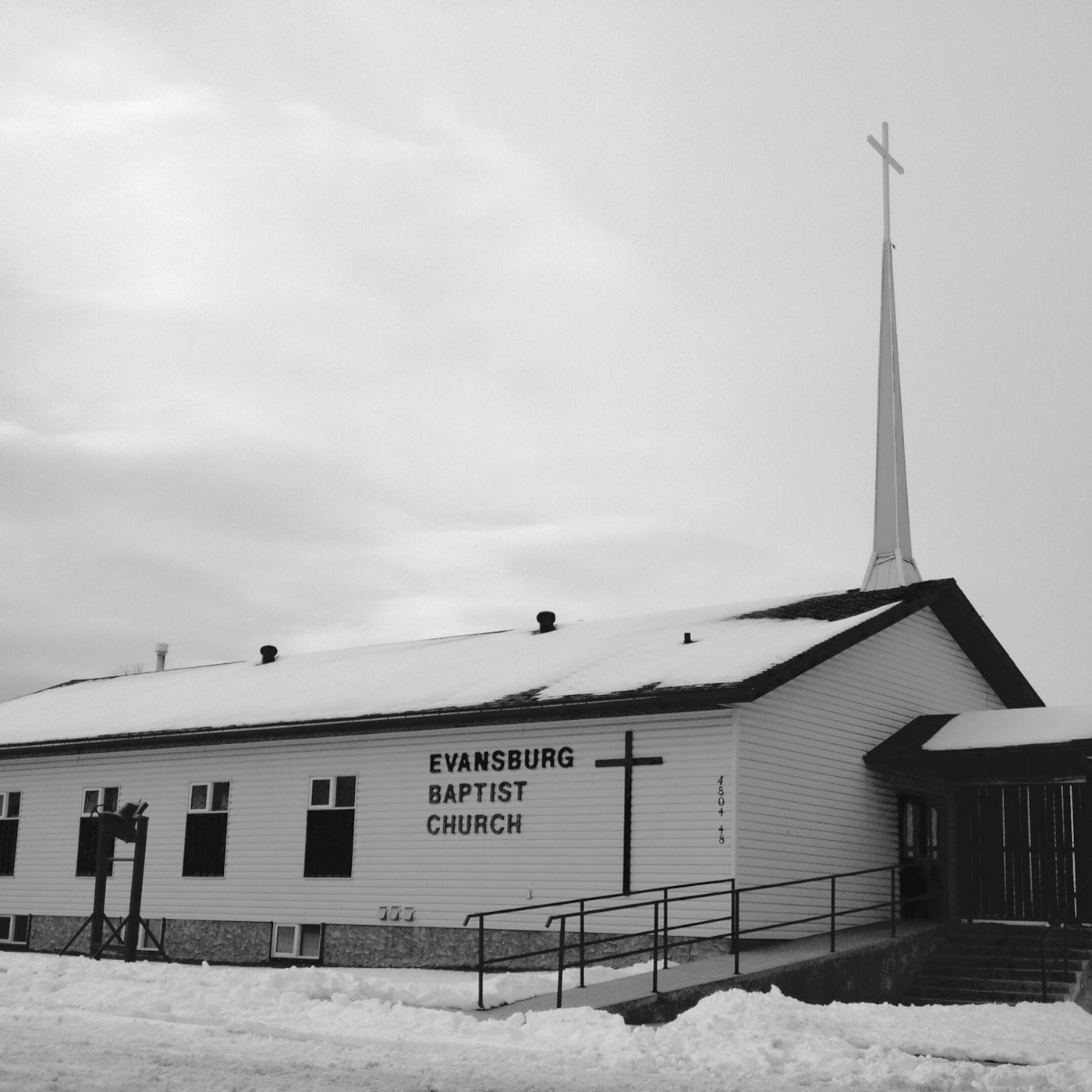 Evansburg Baptist Church