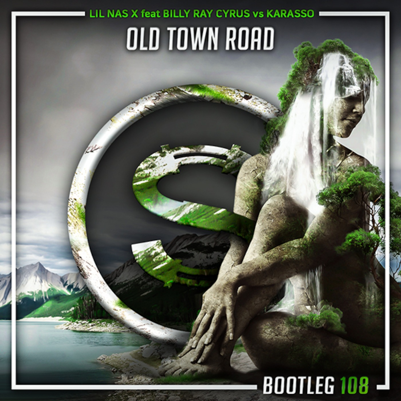 Lil Nas X feat Billy Ray Cyrus vs Karasso - Old Town Road (Da Sylva bootleg)